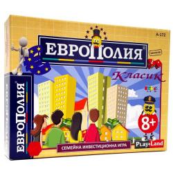 Игра Европолия класик, голяма