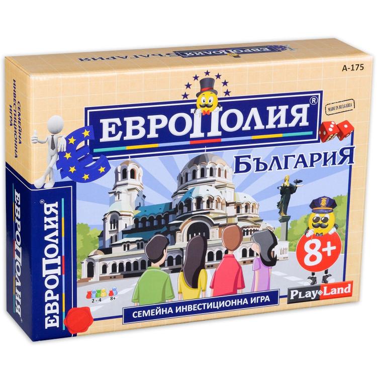 Игра Европолия България
