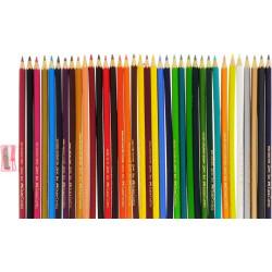 Цветни моливи Faber-castell, 36 цвята