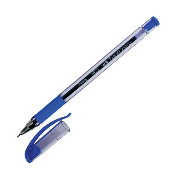 Химикалка Faber-castell 1425, синя