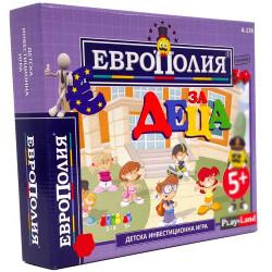 Игра Европолия за деца