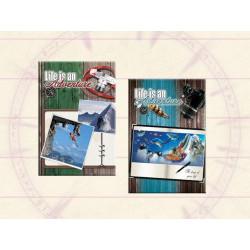 Тетрадка АК А4, 60 листа, каре, вестник